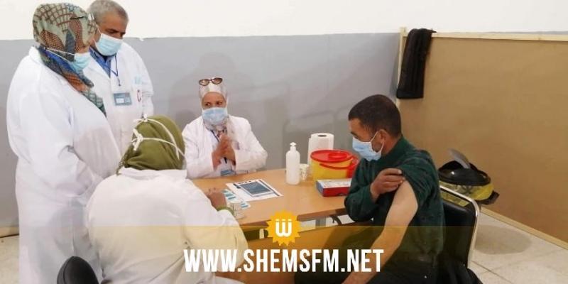 القصرين: تفعيل الوحدة المتنقلة للتلقيح ضد فيروس كورونا