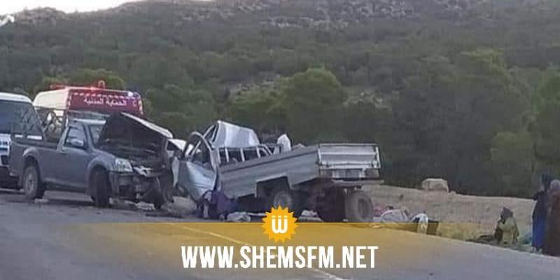 Accidents de la route : « un bilan très lourd » enregistré le weekend