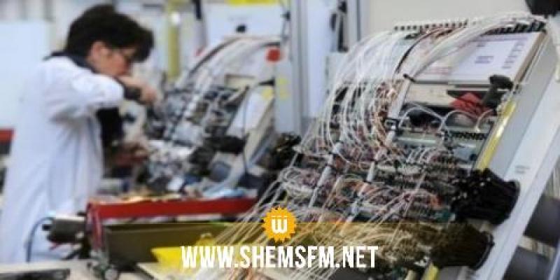 Baisse de 27,3% investissements déclarés dans le secteur industriel