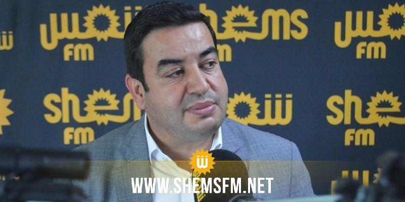 العياشي زمال يؤكد ان 8 نواب من قلب تونس عبروا عن إستعدادهم للإمضاء على عريضة سحب الثقة من الغنوشي