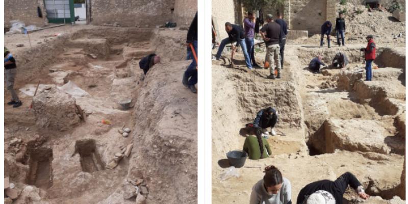 اعتُبر تاريخي فريد من نوعه: اكتشاف مقبرة تعود إلى الفترة ما قبل الرومانية في سوسة