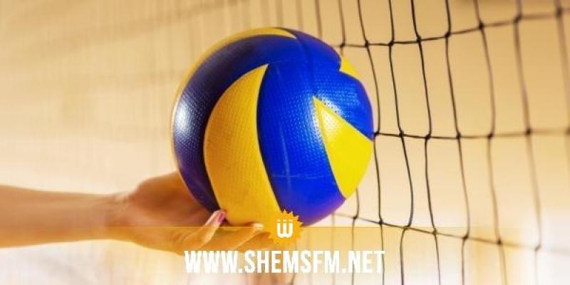 الكرة الطائرة : برنامج ربع نهائي بطولة افريقيا للأندية