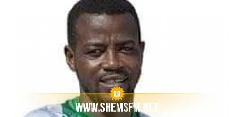 وفاة لاعب حوريا كوناكري الغيني محمد كامارا أثناء حصة التمارين
