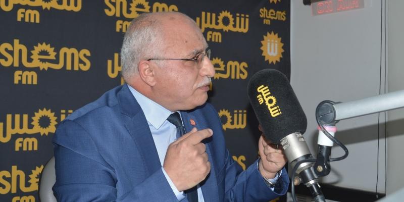 الهاروني: 'النهضة في مشاورات مع أحزاب ومنظمات لإعلان موقف وطني دفاعا عن الثورة والدستور'