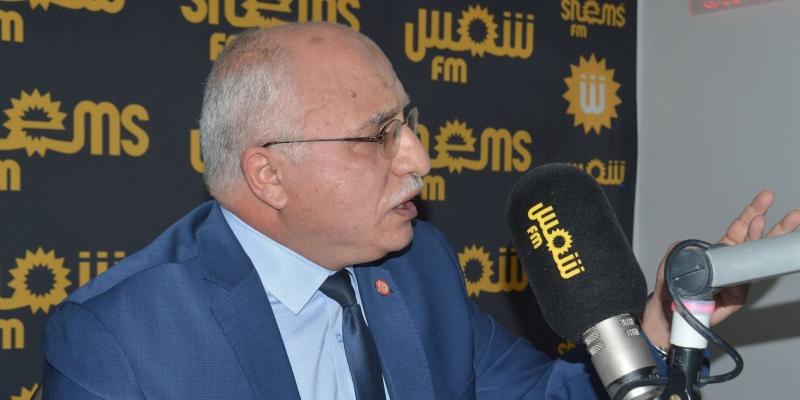 الهاروني: 'رئيس الجمهورية عندو عين على وزارة الداخلية'