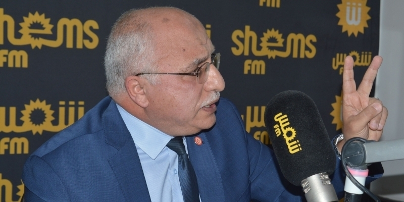Abdelkerim Harouni : « Ennahdha s'inquiète pour le président de la République mais ne le craint pas »
