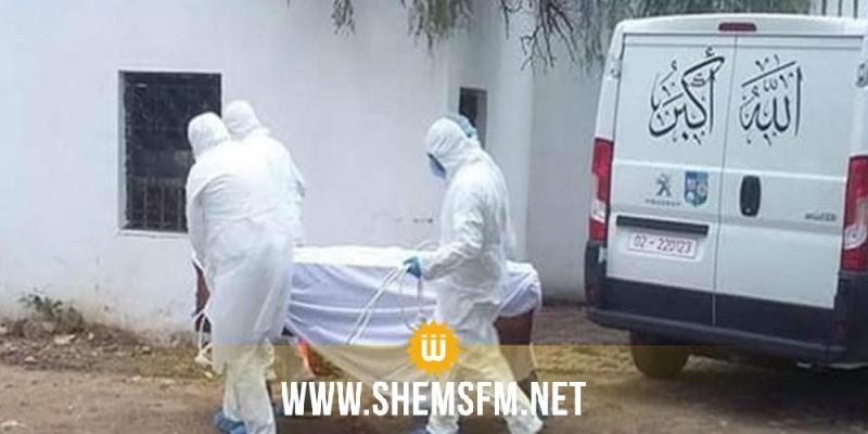 الكاف : 25 وفاة و1522 اصابة بفيروس كورونا منذ بداية شهرافريل 2021