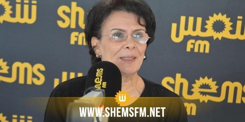الدكتورة بن خليل:'' أي وافد على تونس نتيجة تحليله إيجابية سيخضع للحجر الصحي الإجباري''