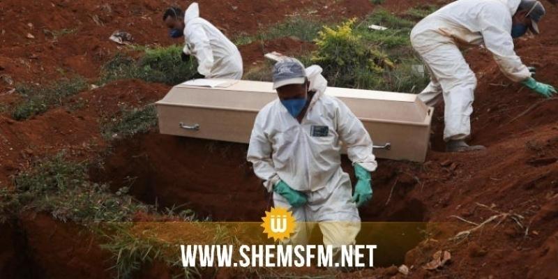الكاف: تسجيل 4 حالات وفاة و 68 إصابة جديدة بفيروس كورونا