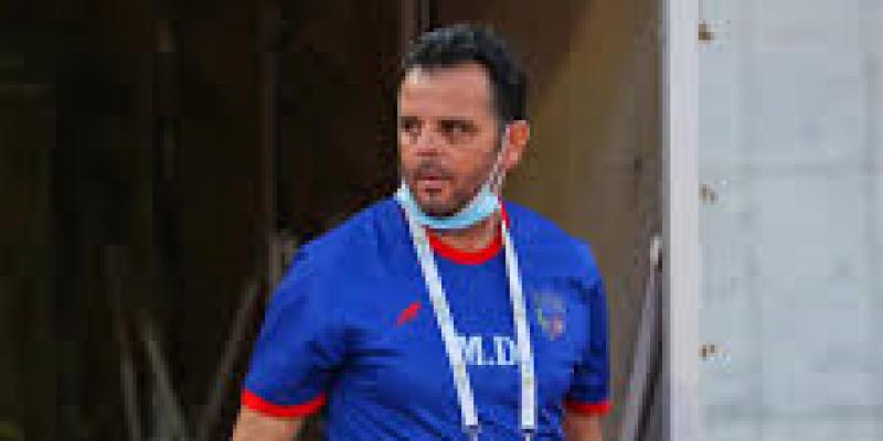 التونسي محمد دحمان يصعد بنادي الحزم إلى الدرجة الممتازة السعودية