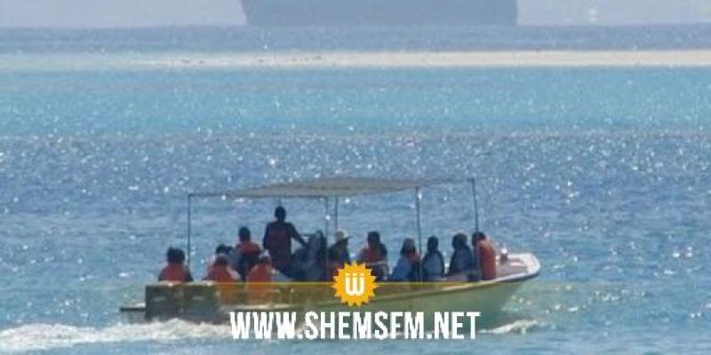 بنزرت: القبض على 9 أشخاص يحملون الجنسية الايفوارية بصدد الاعداد لاجتياز الحدود البحرية خلسة