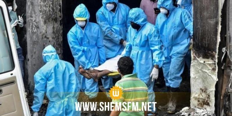 مقتل 12 شخصا في حريق شبّ بمستشفى لمرضى كورونا في الهند