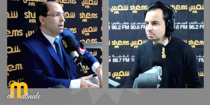 Youssef Chahed appelle à une trêve politique