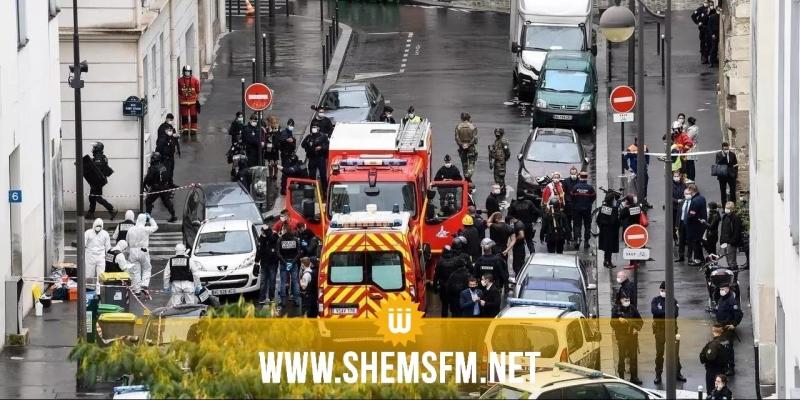 ضواحي باريس: وفاة شرطية إثر تعرضها للطعن بسكين والمشتبه فيه تونسي الجنسية