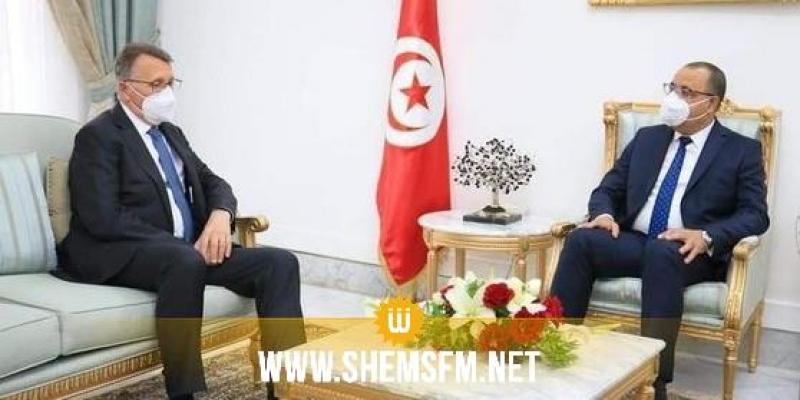سفير ألمانيا بتونس :الاتفاق بين صندوق النقد الدولي وتونس سيفتح آفاقا مع المؤسسات المالية العالمية