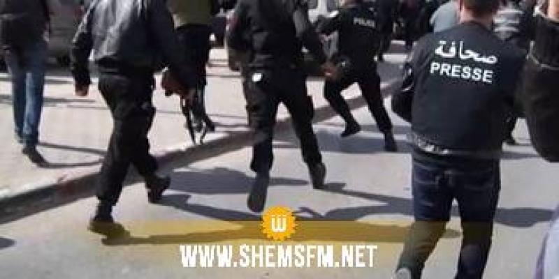 الداخلية وبعض النقابات الأمنية في صدارة قائمة الاعتداءات على الصحفيين