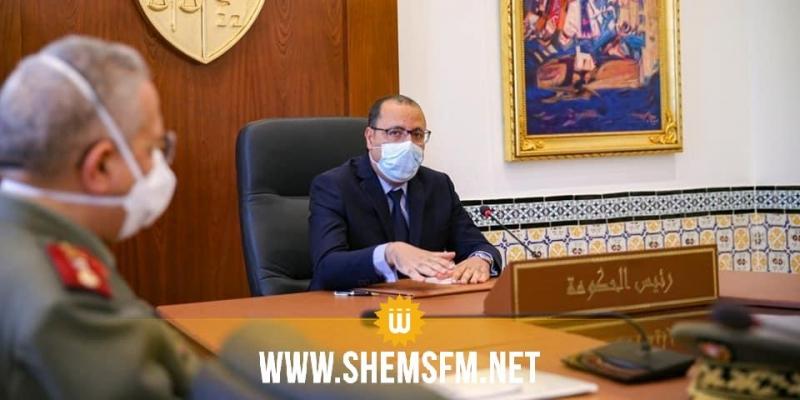 رئيس الحكومة يؤكد توفير كميات إضافية من مادة الأكسيجين من الجزائر