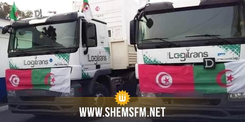 القصرين: المصالح الديوانية بالشبيكة تتدخل لتأمين تزوّد عدد من الشاحنات بالأكسيجين الطبي