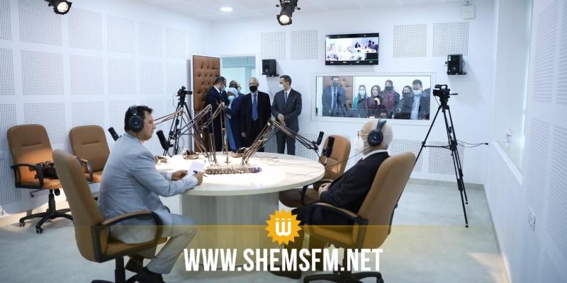 افتتاح مركز للتكوين السمعي البصري بمجلس نواب الشعب