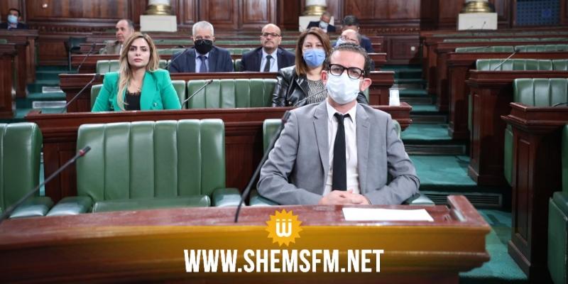 الخليفي: الكتل البرلمانية ستصادق مجددا على مشروع تنقيح قانون المحكمة الدستورية