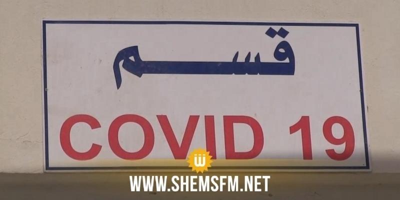 سيدي بوزيد: يختطفون جثة قريبهم المتوفى بكورونا ويعتدون على تجهيزات قسم الكوفيد