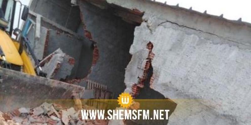 Plus de 20 décisions de démolition exécutées à Ghar El Melh