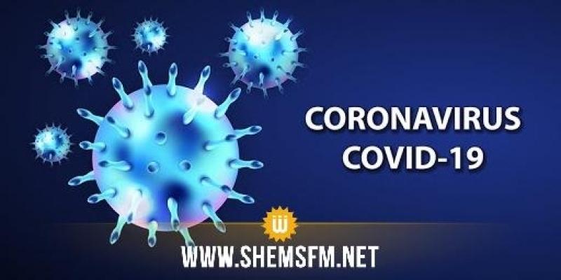 سوسة: تسجيل 5 وفيات و71 إصابة جديدة بفيروس كورونا