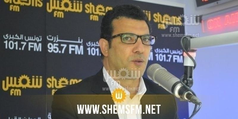 الرحوي: نائب معني برفع الحصانة يضغط على زملائه لعدم توقيع وثيقة سحب الثقة من الغنوشي