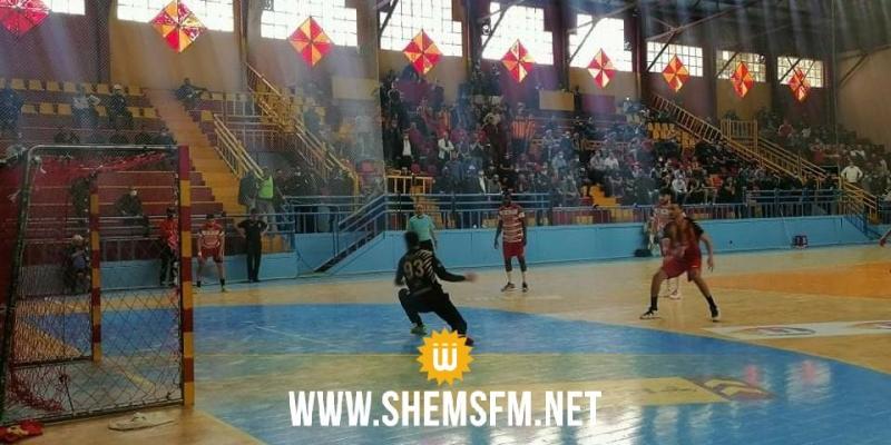الترجي يفوز على النادي الإفريقي في دربي كرة اليد
