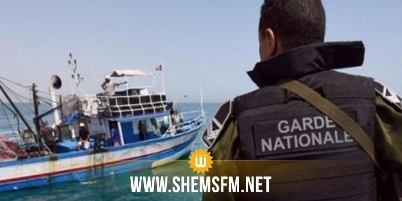 صفاقس: إحباط 03 عمليات اجتياز للحدود البحرية خلسة