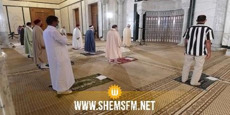 جربة ميدون: توقف صلاة التراويح إثر وفاة مصلي