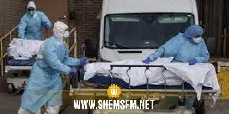 سليانة : تسجيل 3 حالات  وفاة و28 إصابة جديدة بفيروس كورونا