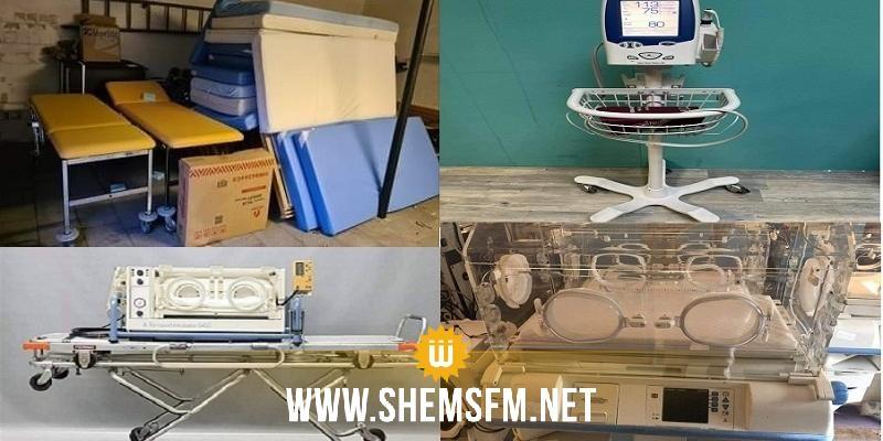 بنزرت: المصادقة على اقتناء مجموعة من المعدات الطبية بكلفة 2.5 مليون دينار