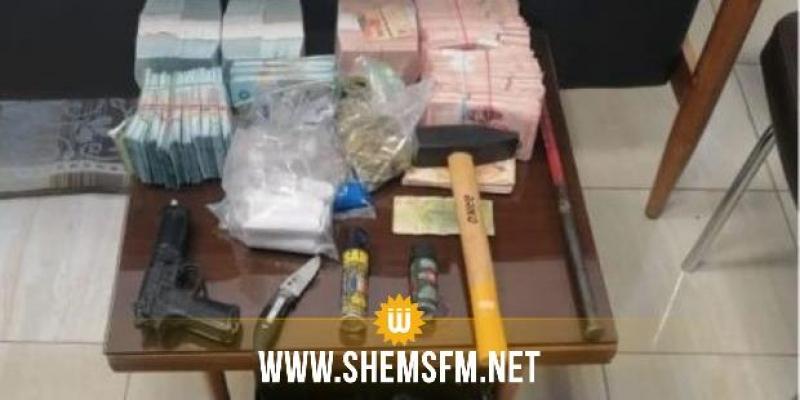 Cambriolage du bureau de poste d'El Mourouj: deux individus arrêtés
