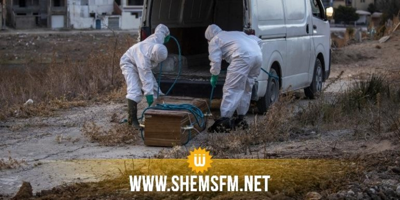 تطاوين: 5 وفيات و31 إصابة جديدة بفيروس كورونا في 24 ساعة
