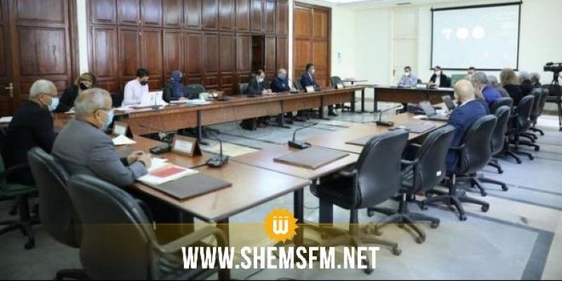 لجنة النظام الداخلي تستمع إلى ممثلي المجتمع المدني بخصوص المبادرات التشريعية المتعلقة بتعديل القانون الإنتخابي