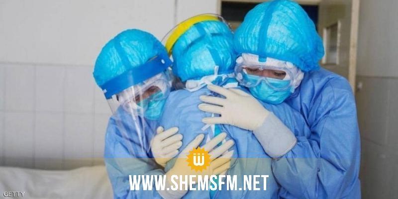 2852 حالة شفاء جديدة من فيروس كورونا