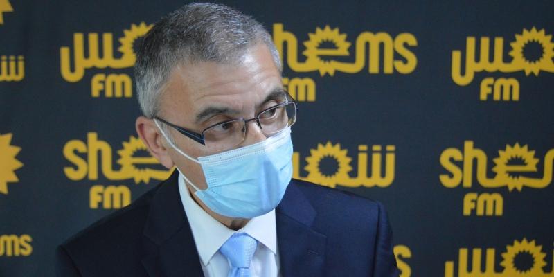الدكتور فوزي الشرفي يدعو إلى التحفيض في سعر الكمامة وتحليل الـPCR