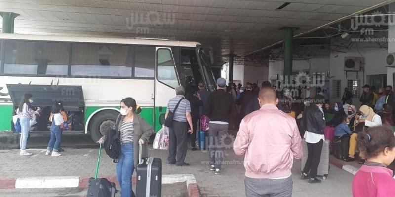 الشركة الوطنية للنقل بين المدن تدعو المواطنين إلى الحجز مسبقا لتفادي الإكتظاظ