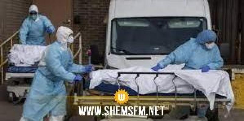 قابس: تسجيل 03 حالات وفاة و41 اصابة محلية جديدة بفيروس كورونا