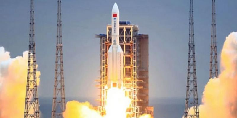 مدينة العلوم: من المتوقع سقوط الصاروخ الصيني غدا الاحد شرق القارة الآسيوية