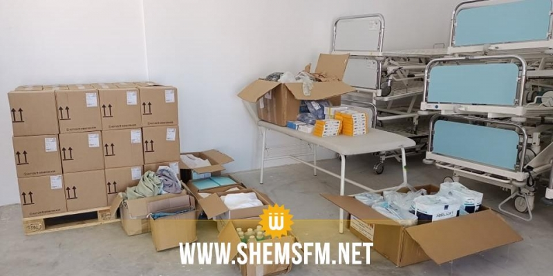 القصرين: تونسيون بألمانيا وجمعيات يقدمون مساعدات طبية للمستشفى الجهوي