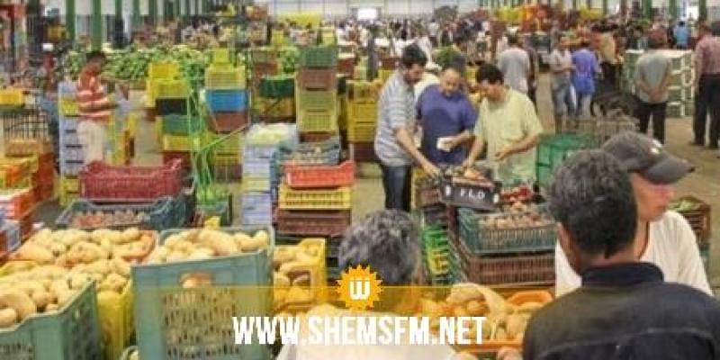 يمينة الزغلامي: 'المشيشي وعد بالنظر في تعديل الإجراءات الأخيرة حول الأسواق اليومية'