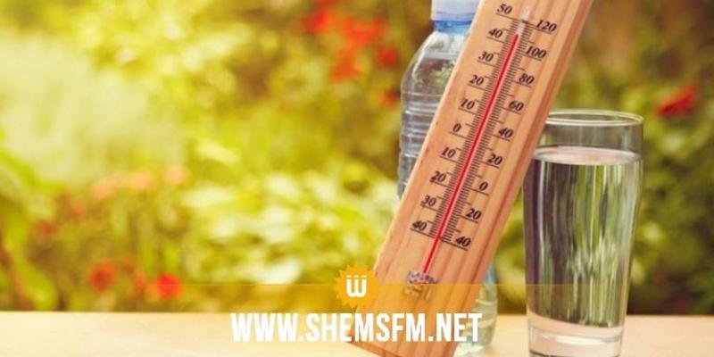 طقس اليوم: درجات الحرارة  تصل الى 33 درجة