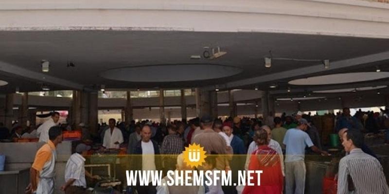Sfax : arrestation du gardien du marché aux poissons