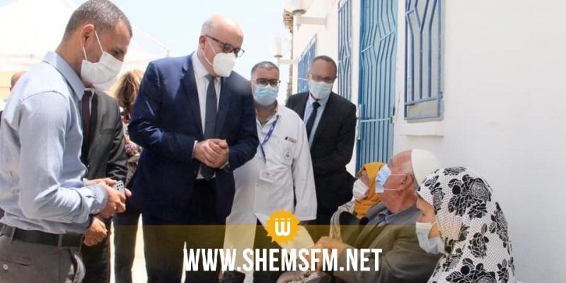 صفاقس: افتتاح أكبر مركز تلقيح في الجمهورية
