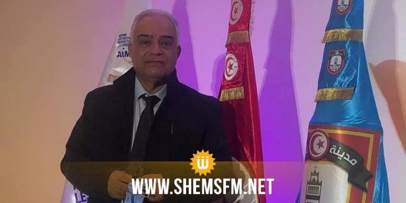 وفاة رئيس بلدية سيدي بوزيد بفيروس كورونا