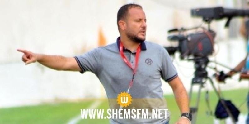 Ramzi Jarmoud, nouvel entraîneur du ST
