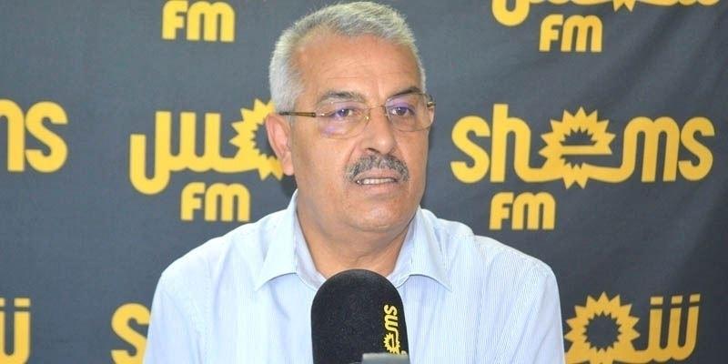 سمير الشفي يدعو لاصدار مراسيم وقوانين لتجريم التطبيع مع الكيان الصهيوني