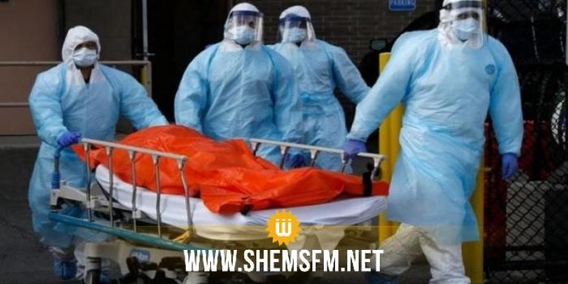 المنستير: 23 وفاة و347 إصابة جديدة بفيروس كورونا